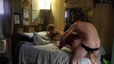 Бородатый Мужик Ебет Грудастую Тёлку Смотреть Онлайн Порно Видео Бесплатно Большие Сиськи